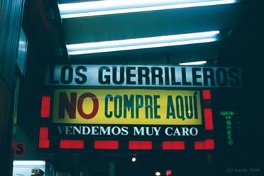 No compre aquí...